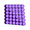 OddNumSameHeight.stl Download free STL file Odd Numbers and Square Numbers • 3D printable model, LGBU
