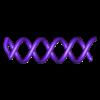 Female braid hair 02 C-low.stl Download STL file Spiral Spin Screw Hair Pins Clip Twist Barrette female WEDDING Accessory hair braid hair styling roller hair accessories for girl headdress weaving tool fbh-02 3d print cnc • Design to 3D print, Dzusto