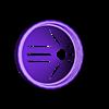 mason top large.stl Download free STL file Mason Jar Hydroponic Lid • 3D printing design, ianmclein