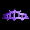 995-4-4_grid_back_FDM (repaired).stl Télécharger fichier STL gratuit MASK BANE BATMAN • Design pour imprimante 3D, CastleDesignChile