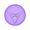 logo cupra volante .obj Download free OBJ file flying cupra logo • 3D print design, flakitasinsaber