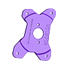 clef démontage embrayage v2.stl Download free STL file Tools dismantling clutch booster • 3D printing template, Simonchantcliquet