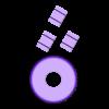 Brown Parts.stl Télécharger fichier STL gratuit Petites villes - Burger Drive Through • Objet pour impression 3D, neil3dprints