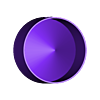CylinderMinusCone.stl Download free STL file Volume of a Sphere, Cavalieri's Principle, Cups • 3D printable design, LGBU