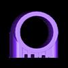Chappelle-unity_ring__3_.stl Télécharger fichier STL gratuit UNITY Ring : Chappelle's Show - Croquis de Rick James Charlie Murphy • Objet imprimable en 3D, Reshea