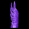Shadow_Tower.obj Download OBJ file Shadow Wings Tower • 3D printing design, tolgaaxu