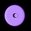 base rikc ps4.stl Descargar archivo STL rick ps4 • Modelo para la impresión en 3D, Aslan3d