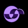 Savonius_wind_turbine.stl Télécharger fichier STL gratuit Éolienne Savonius • Objet imprimable en 3D, Ogrod3d