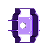 SUPPORTO_MOTORE_NEW_4.STL Download free STL file HUMMER RCPlane parts • 3D print design, daGHIZmo
