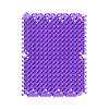 Medium_wallet.stl Download free STL file Smaller Chainmail Wallet! • 3D printer object, SunShine