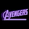 avengers_Pen_Holder.stl Télécharger fichier STL gratuit Porte-stylo Avengers • Objet pour imprimante 3D, Dourgurd