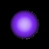Balle.STL Télécharger fichier STL Catabasket (jeu d'équipe,soirée,famille) • Modèle à imprimer en 3D, Gael_B