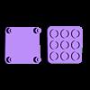 STEMMA-Lego-.9.stl Download free STL file STEMMA Lego Base Plate • 3D printable model, Adafruit
