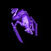 Clanrat_Sword_5.stl Download free 3MF file Gangsta Rats • 3D printer template, EmanG