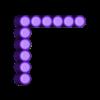 SameH_11.stl Download free STL file Odd Numbers and Square Numbers • 3D printable model, LGBU