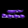 stones.stl Download free STL file Gauntlet for kids • Template to 3D print, kimjh