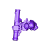 Heavysmooth.stl Download free STL file Retro Space Warrior Heavy • 3D printable model, Mukksticky