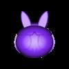 Pink_Nana_-_Head.stl Télécharger fichier STL gratuit Super Nana Totem • Design imprimable en 3D, BODY3D