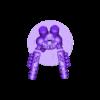 Plasma Assault Bot.stl Download STL file Assault Robot Soldier • 3D printing object, Ellie_Valkyrie