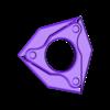 2foldingSTARspin2.stl Download free STL file folding pocket star • 3D printer template, hitchabout