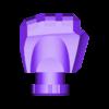Hand_Left_OliveGreen.stl Download STL file Heavy Gun Walker • 3D print design, Jwoong