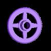 EarthGearOut92T.stl Télécharger fichier SCAD gratuit Planétarium mécanique • Plan pour impression 3D, Zippityboomba