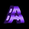 abt.stl Télécharger fichier SCAD gratuit A/B • Modèle imprimable en 3D, cult3dp