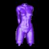 Little Caprice 2 - Body Nude.stl Télécharger fichier STL Little Caprice Pose 2 • Objet imprimable en 3D, BODY3D