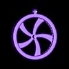 Ring Gear.STL Télécharger fichier STL gratuit Pendentif d'engrenage planétaire/Key Ring • Plan pour impression 3D, HC3DPrints