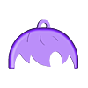 Color 2.1.stl Download free STL file Keychain Multicolor Hulk • 3D printer design, dukedoks