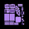 PAK_Series_1.STL Download STL file Printable Architectural Kit 1 • 3D print design, ArchitectureKIT