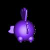 MagFishRound_body.STL Télécharger fichier STL gratuit Poisson magnétique rond • Design pour imprimante 3D, Cerragh