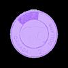 2_dollar_coin_15b.stl Download free STL file 2 Dollar coin • 3D print design, CVMichael