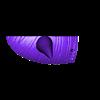 AI3M_L-top.stl Download free STL file Wall Mount for Majora's Mask (full size) • 3D printer model, 3DPrintDogs