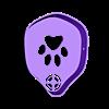 Cap_paw.stl Télécharger fichier STL gratuit Masque Covid-19 • Plan pour impression 3D, ayoubtouait