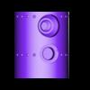watertank.stl Télécharger fichier STL Jeu de construction de locomotives de train miniature • Plan imprimable en 3D, kozakm