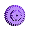 helical_rome.stl Download free STL file OpenSCAD Helical Gears • 3D printing object, AlbertKhan3D