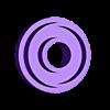 obtu_guide_filament_rond_perc├®_.stl Télécharger fichier STL gratuit CAISSON DAGOMA - add-on obturateur/guide filament • Modèle à imprimer en 3D, badmax133