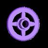 JupiterGearOut85T.stl Télécharger fichier SCAD gratuit Planétarium mécanique • Plan pour impression 3D, Zippityboomba