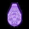 body_arriere_part1_m.STL Télécharger fichier STL gratuit STARWARS motorisés AT - AT • Plan imprimable en 3D, Rio31