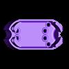 Shell_3.stl Télécharger fichier STL gratuit Adaptateur de batterie 18650 pour tournevis. • Plan à imprimer en 3D, SiberK
