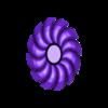 spiked.stl Download free STL file Khuzait Helmet • 3D print object, 3DBrotherHooD