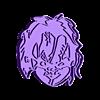 Chucky_Cookie_Cutter.stl Télécharger fichier STL gratuit Coupe-biscuit et timbre Chucky • Objet à imprimer en 3D, JeenyusPete
