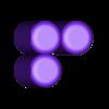 SameH_3.stl Download free STL file Odd Numbers and Square Numbers • 3D printable model, LGBU