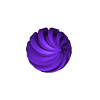 geaornament2.stl Download free STL file Geaornament • 3D printing object, Revalia6D