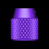 Knob_Bolt_M3.STL Télécharger fichier STL gratuit Imprimante à pochoir • Objet pour imprimante 3D, perinski