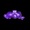 doomguy2.0_NoWeapons.stl Télécharger fichier STL gratuit Un marine en armure de type Mars-pattern • Design à imprimer en 3D, Tobunar
