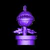 Planta.stl Télécharger fichier STL gratuit La plante du piranha • Objet pour imprimante 3D, gilafonso