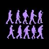 10-man-walking-silhouette-cover.stl Télécharger fichier STL gratuit 14 autocollants anti-collision pour prévenir les impacts d'oiseaux sur les vitres des fenêtres - autocollants pour fenêtres pour impression 3d • Plan imprimable en 3D, syzguru11