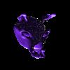 Llama-2018.stl Télécharger fichier STL gratuit Impression 3DTête de lama • Objet imprimable en 3D, Thomllama
